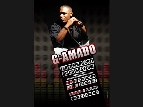 g-amado flyer