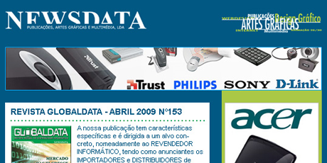 newsdata newsletter