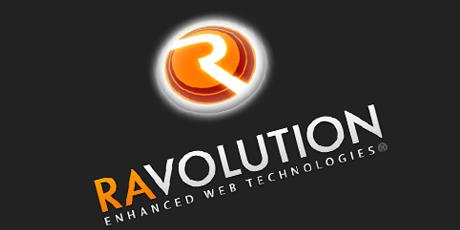 ravolution logo