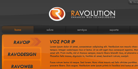ravolution website
