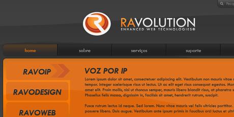 ravolution website