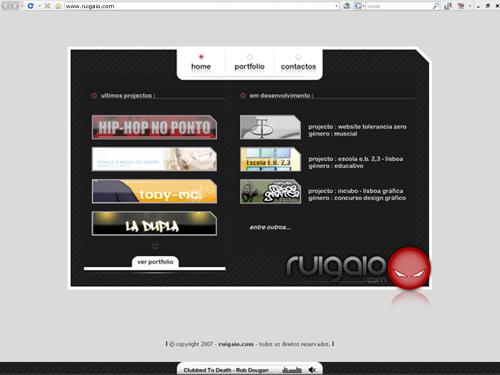 ruigaio.com v2.0