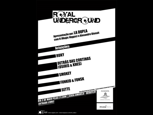 royal underground