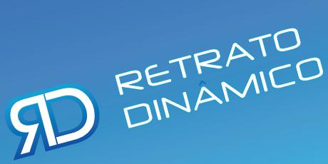 retrato dinamico logo