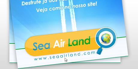 sea air land flyer