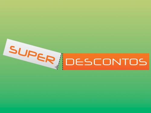 super descontos logo