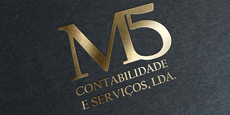 m5 contabilidade logo