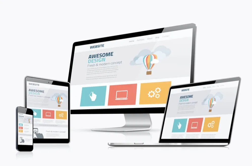 Criar site - Criar loja online